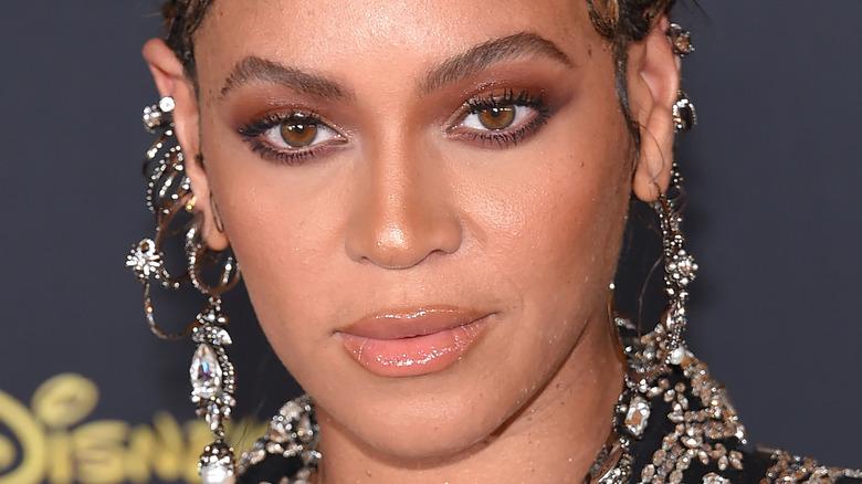 Beyoncé på den røde løperen