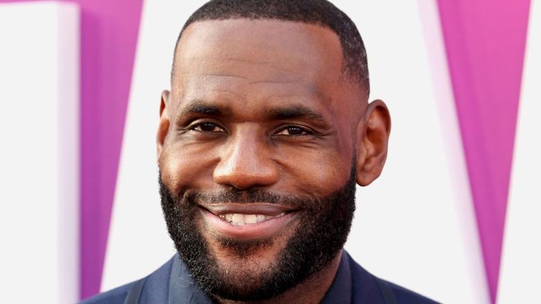"""LeBron James deltar på premieren på Warner Bros """"Space Jam: A New Legacy"""""""