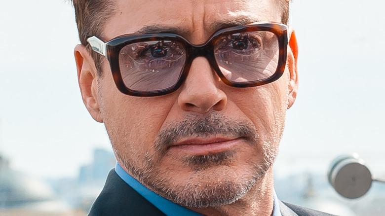 Robert Downey Jr. i Russland
