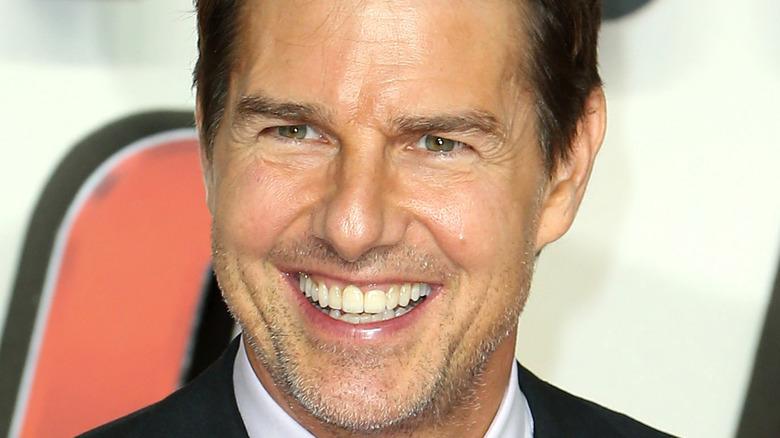 Tom Cruise på den røde løperen