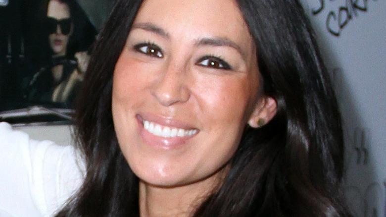Joanna Gaines på et AOL-arrangement