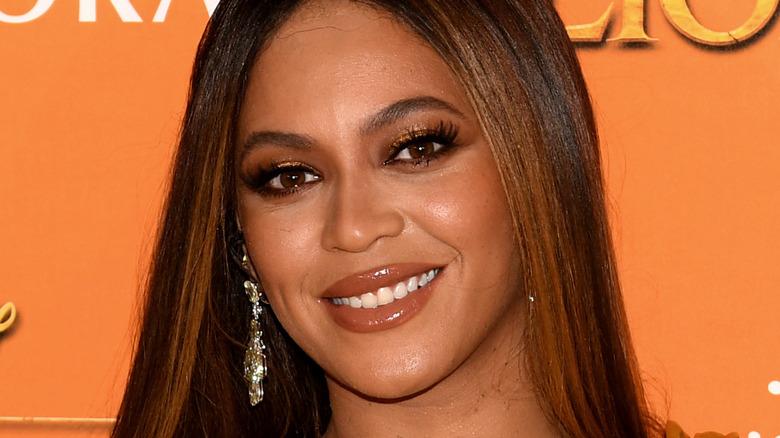Beyonce smiler