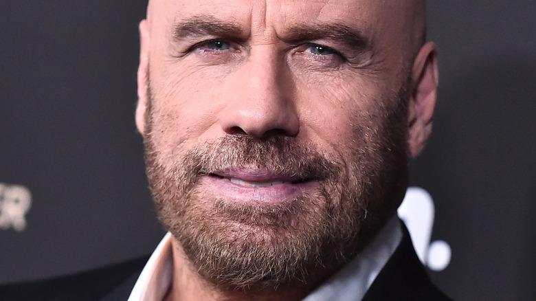 John Travolta stirrer