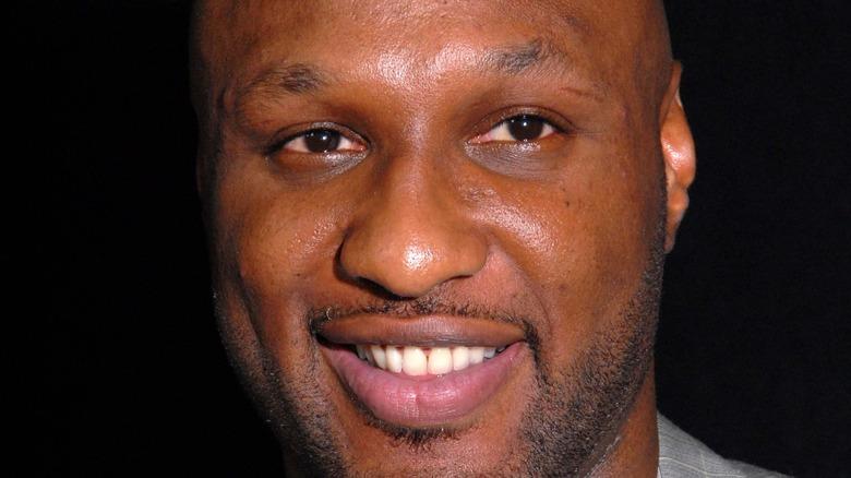 Lamar Odom i 2012