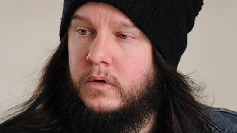 Joey Jordison svart hette
