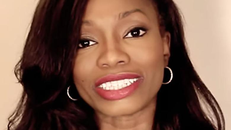 Ayesha Faines smiler