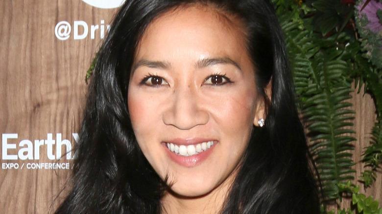 Michelle Kwan smiler