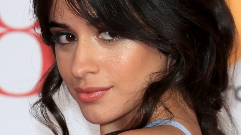 Camila Cabello på den røde løperen