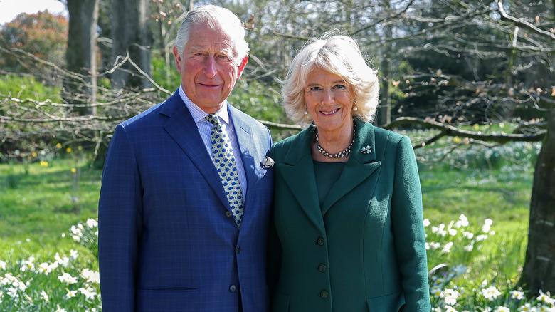 Prins Charles og Camilla Parker Bowles