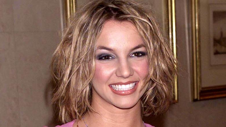 Britney Spears på høyden av hennes berømmelse