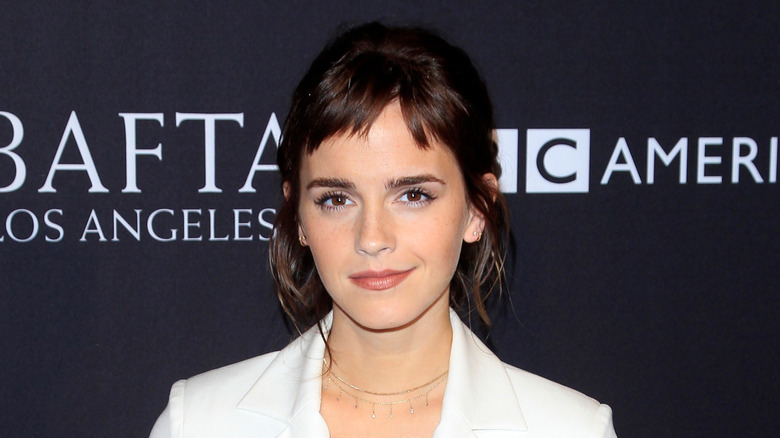 Emma Watson gliser
