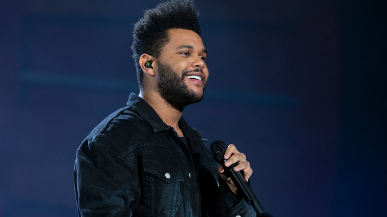 The Weeknd, sang