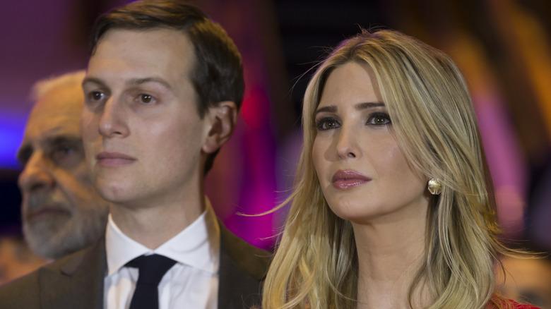 Ivanka Trump og Jared Kushner