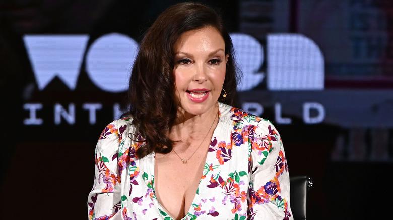 Ashley Judd snakker 2019