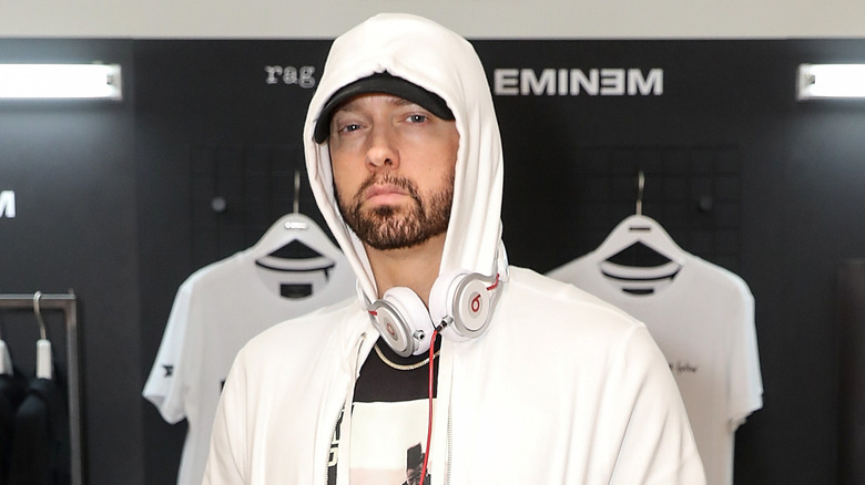 Eminem hettegenser