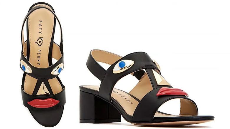 Katy Perry blackface sko