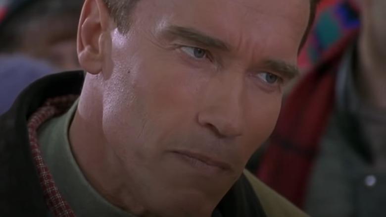 Arnold Schwarzenegger ser sint ut
