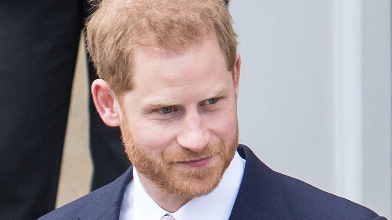 Prins Harry i 2019