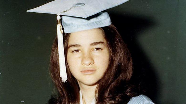 Sonia Sotomayor ved sin åttende klasse