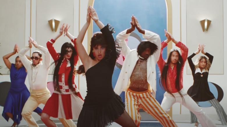 Camila Cabello danser