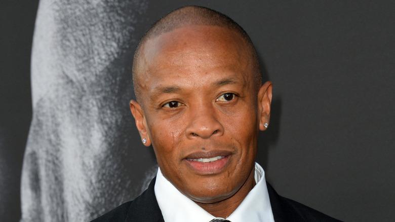 Dr. Dre på den røde løperen
