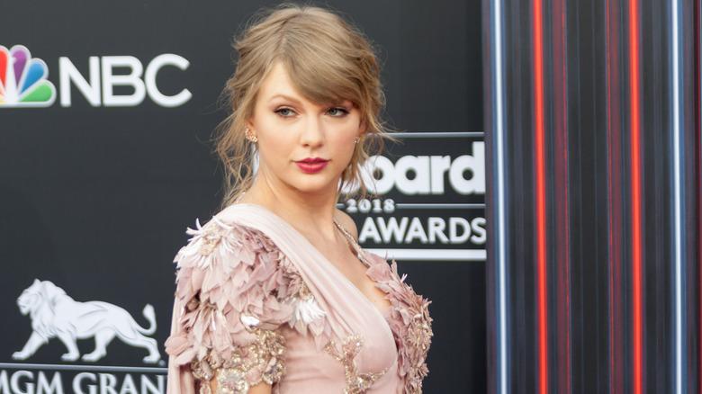 Taylor Swift på rød løper