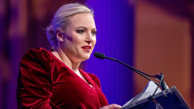 Meghan McCain på arrangementet
