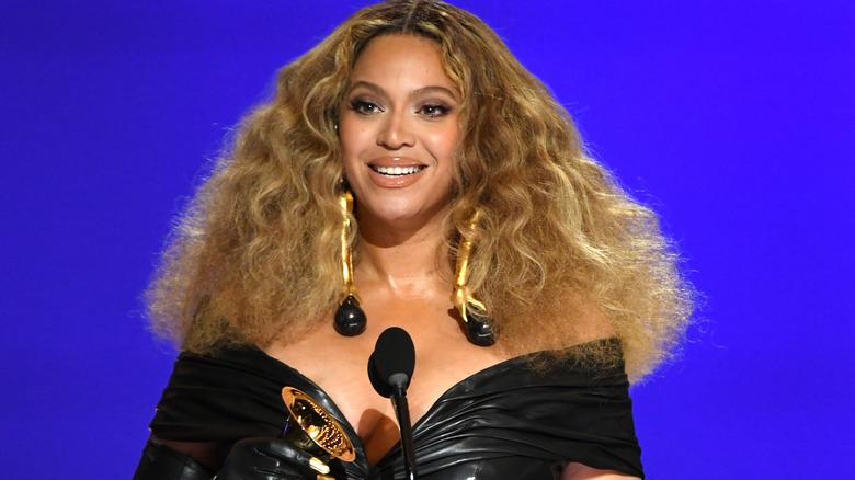 Beyoncé smiler