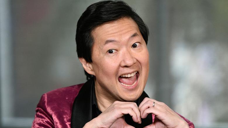 Ken Jeong lager et hjerte