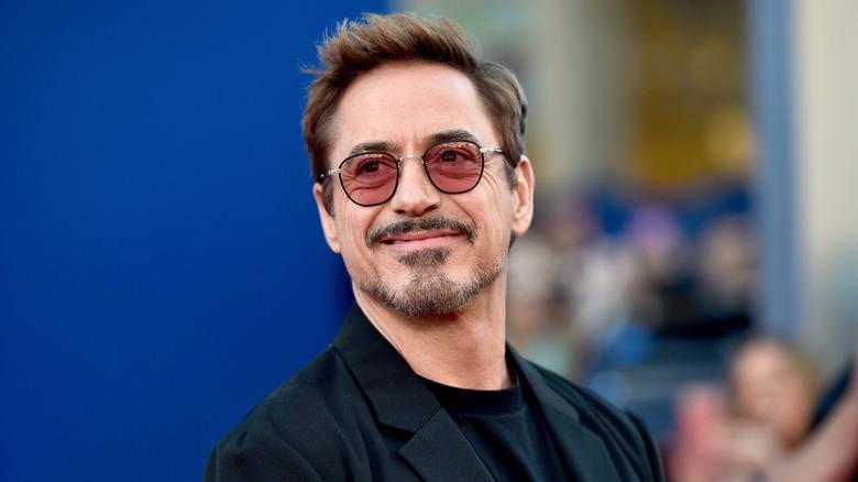 Robert Downey Jr. smiler