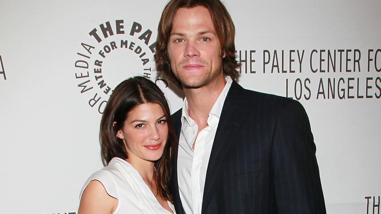 Jared Padalecki og kona Genevieve i 2011