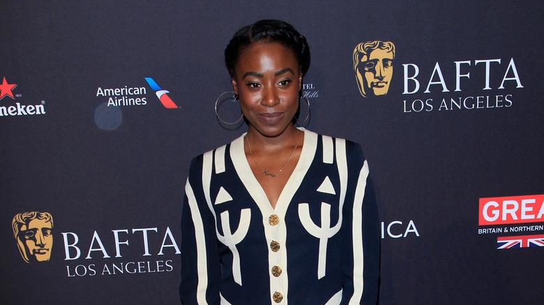 Kirby Howell-Baptiste på BAFTA-arrangement