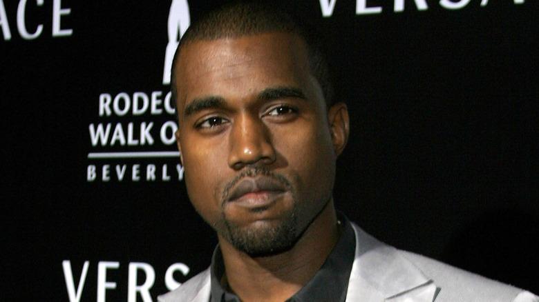 Kanye West på Rodeo Drive Walk Of Style Awards i 2007