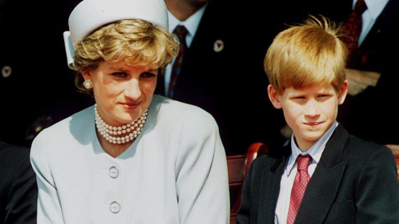 Prins Harry går