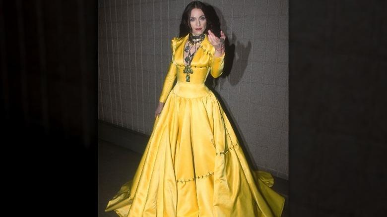 Madonna på VH1 Fashion Awards