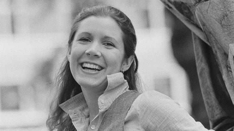Carrie Fisher på 1970 -tallet