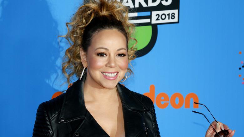 Mariah Carey på Kids 'Choice Awards