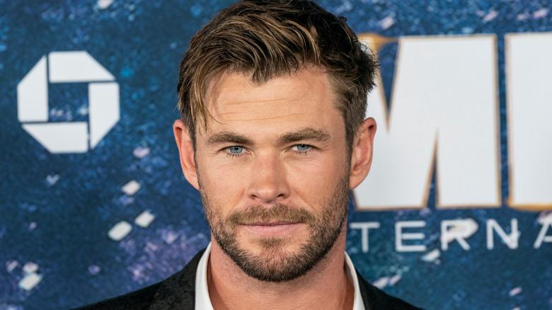 Chris Hemsworth smiler 2019