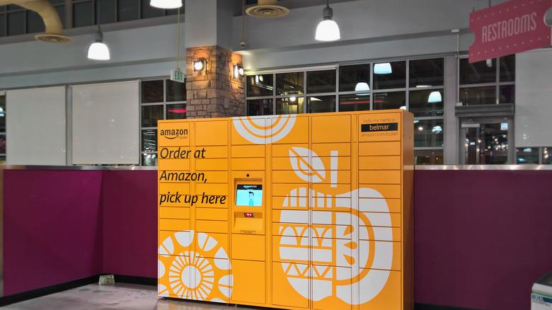 Whole Foods Amazon -skap