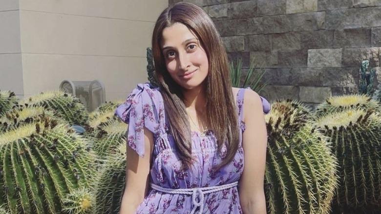 Anisha Ramakrishna smiler