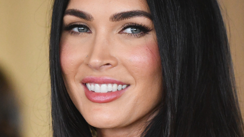 Megan Fox smiler