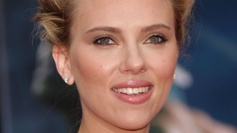 Scarlett Johansson på et arrangement