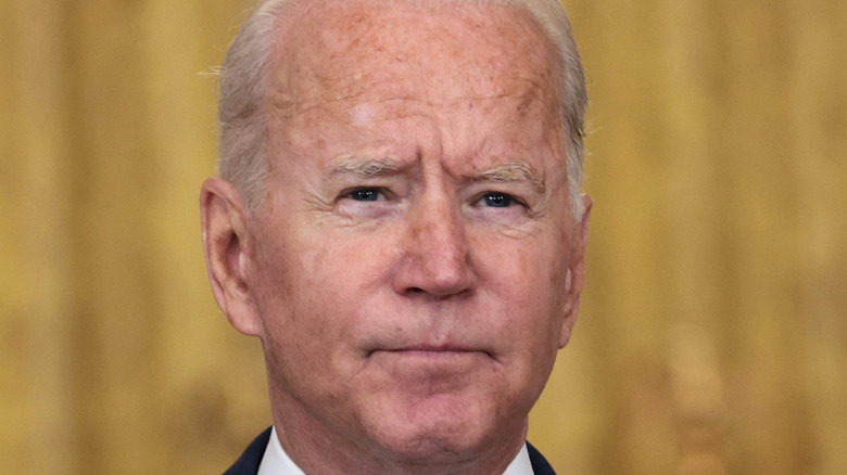 Joe Biden Afghanistan bemerker