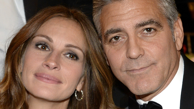 Julia Roberts og George Clooney