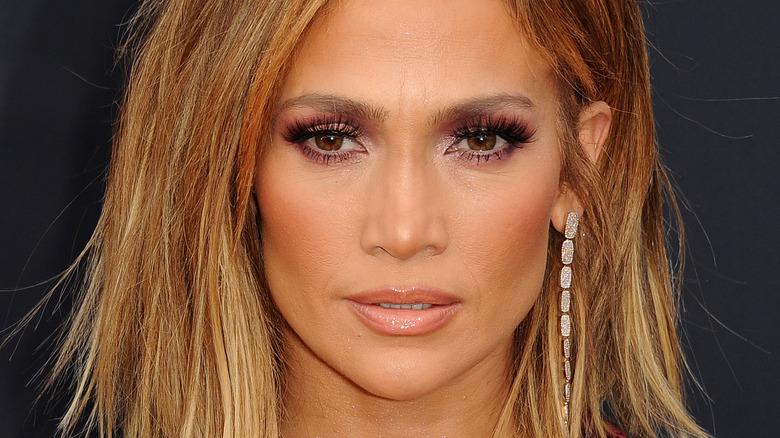 Jennifer Lopez på Billboard Music Awards