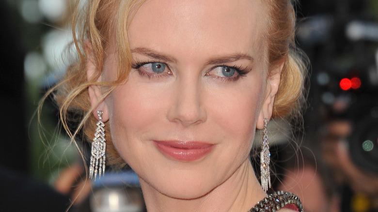Nicole Kidman på filmfestivalen i Cannes