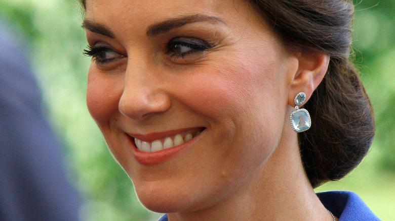 Kate Middleton smiler