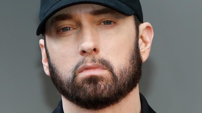 Eminem skjegg