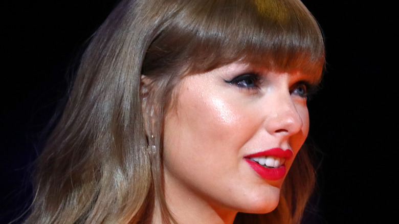Taylor Swift, London, 2021