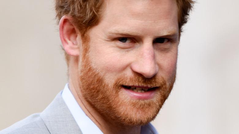 Prins Harry i 2017